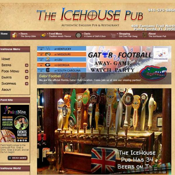 The IceHouse Pub